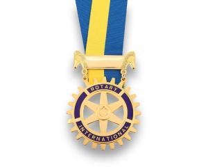 國際扶輪徽章