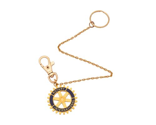 國際扶輪社鑰匙圈